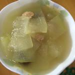 超清淡饮食冬瓜汤的做法