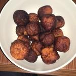 宏伟泰山红薯丸子的做法