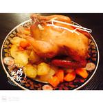Penny雯烤鸡的做法