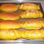 羊羊厨房胡萝卜小面包的做法