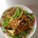 羊羊厨房干锅茶树菇的做法