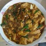 明月夜蝶红烧豆腐的做法