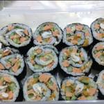 露雨梦娜寿司的做法