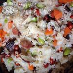 W西西妹糯米饭的做法