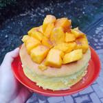JOJO3375日式轻乳酪蛋糕的做法