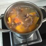 miss木头熊清润龙骨木瓜汤的做法