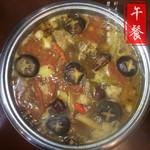 春吃鲜花夏吃果,秋食野菌冬喝汤。牛肉炖土豆的做法