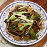 Tender(来自腾讯.....)干锅茶树菇的做法