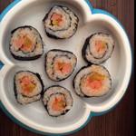 满满的爱宝贝寿司的做法