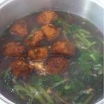 Wingoh砂锅丸子汤的做法