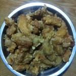 粉&蓝 @泪(来自腾讯.)酥肉的做法