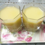 老方小雨奶香玉米汁的做法