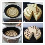 老方小雨电饭锅版酸奶蛋糕的做法