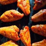 閃閃惹人愛!!!新奥尔良烤翅的做法