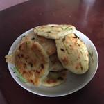-          (来自腾讯.)葱油饼的做法