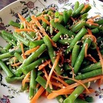 杰米4522320姜汁豇豆的做法