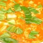 杰米4522320番茄疙瘩汤的做法