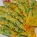 杰米4522320蔬菜鸡蛋饼的做法