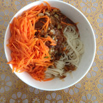 果妈Lily韩国拌饭的做法