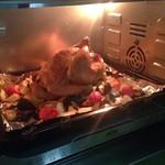 ┈→べ餹餹烤鸡的做法