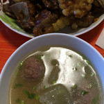 O_o(来自微信.)冬瓜羊肉丸子汤的做法