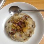 铨妈(⊙o⊙)…(来自腾讯.)糯米饭的做法