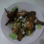 wanggy119香煎咸鱼的做法