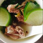 Sonora111922羊肉炖萝卜的做法