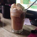 甜到忧伤的糖雪顶咖啡的做法