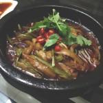 DDDu鱼香茄子煲的做法