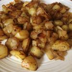 小珂_六颗星洋葱炒土豆的做法
