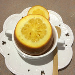 fafa厨房盐蒸橙子的做法