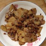 在路上 ,(来自腾讯.)酸辣土豆片的做法