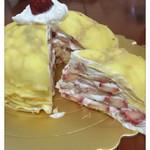 王大乖的王小源芒果千层蛋糕的做法