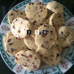 杰米4332932008蔓越莓饼干的做法