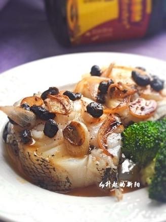 豆豉酱油鳕鱼的做法