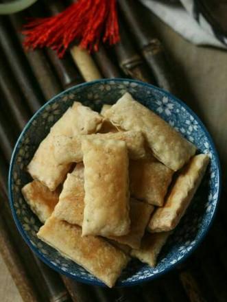 澎湖咸饼的做法