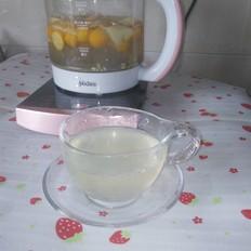 金桔苹果茶