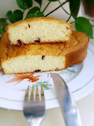 心形蔓越莓海绵蛋糕的做法