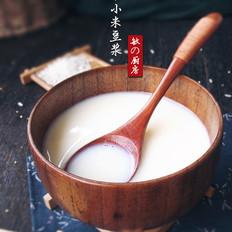 大米小米豆浆