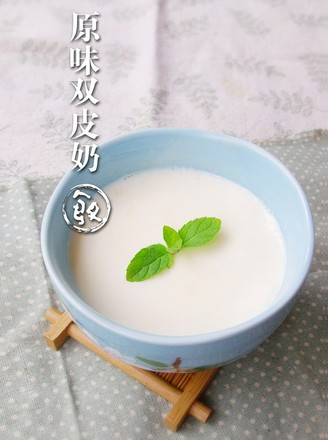 广东大良双皮奶的做法