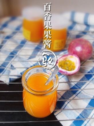 百香果果酱