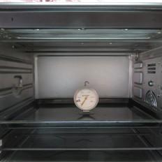 乐焙厨房| 正确测试烤箱温度