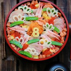 什锦寿司饭