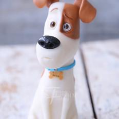 翻糖狗狗动物玩偶制作