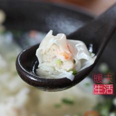 鲜肉鲜虾馄饨 云吞