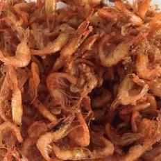 油炸香酥河虾