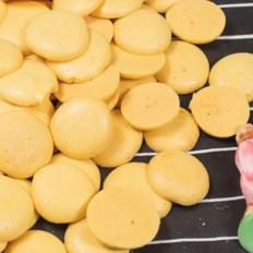 蛋黄溶豆,锻炼宝宝精细动作的最佳小零食