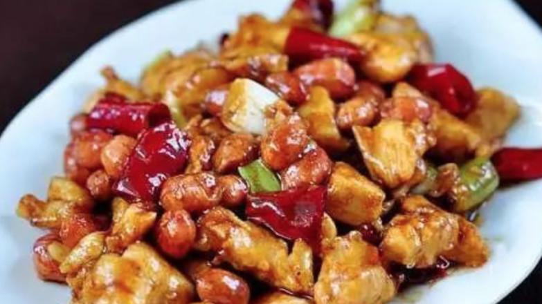 这可能是你吃过最好吃的宫保鸡丁了!的做法