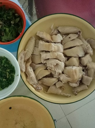 广式白切鸡的做法